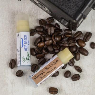coffee lip balm